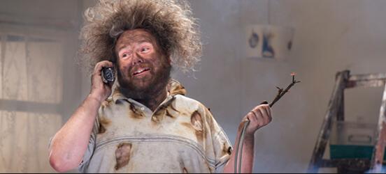 Gezocht: Elektricien en/of handyman