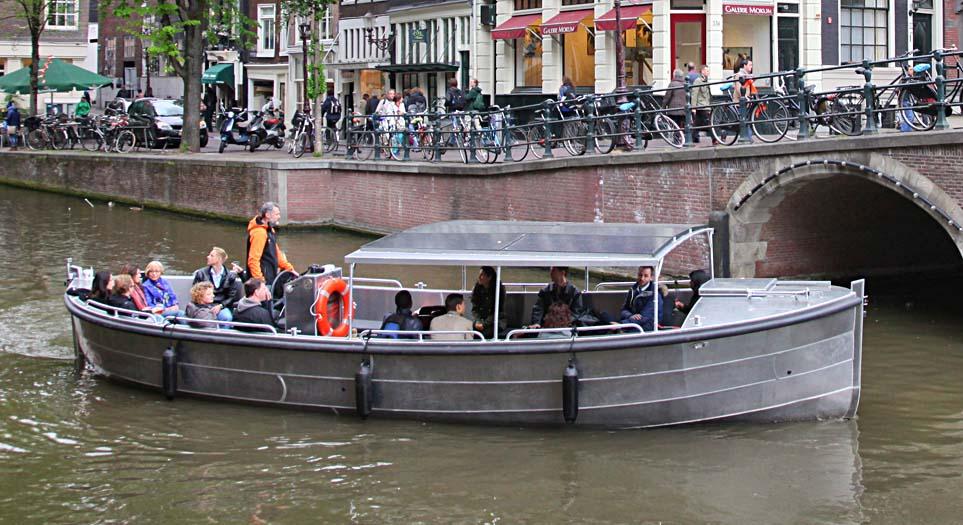 Vergelijk Alle Sloepen In Amsterdam Sloepvrienden