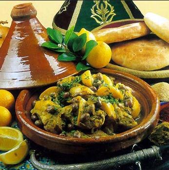 Momadische maaltijd aan boord
