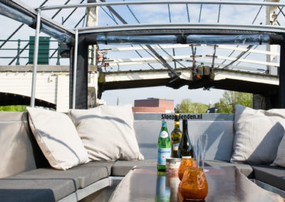 Sloepvrienden Salonboot Amsterdam